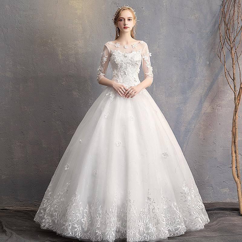 Lịch sử váy cưới