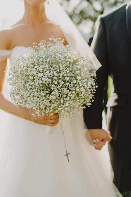 Chọn hoa ngày cưới