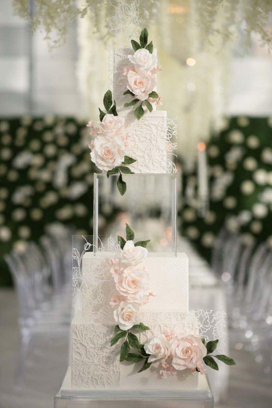 bánh cưới đẹp