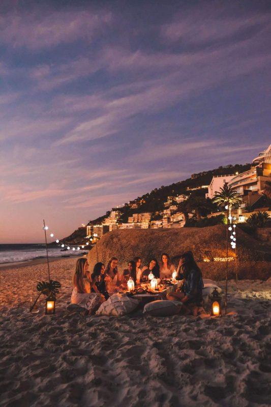 Tổ chức tiệc cưới trên biển